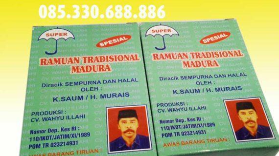 Grosir Jamu Madura CV Wahyu Illahi Murah