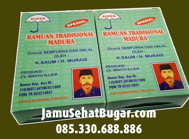 Agen Jamu K.Sa'um/H.Murais Murah