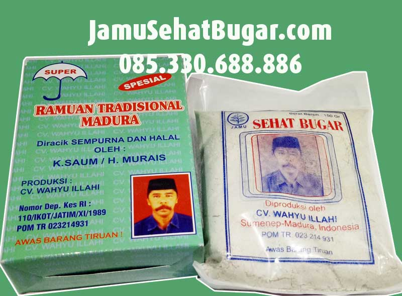 Jual Jamu Madura CV Wahyu Ilahi Murah