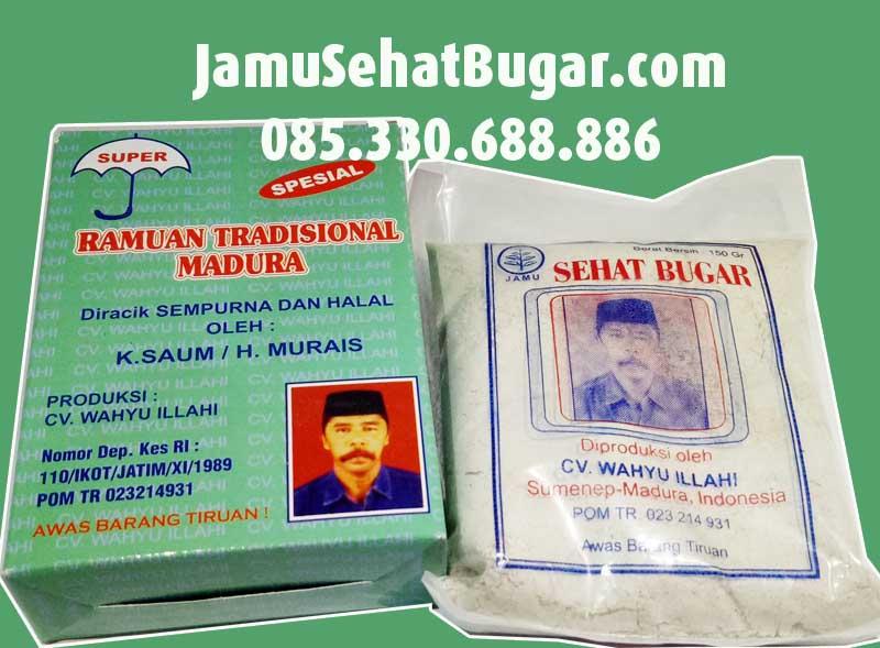 Distributor Jamu Madura Wahyu Ilahi Terlaris