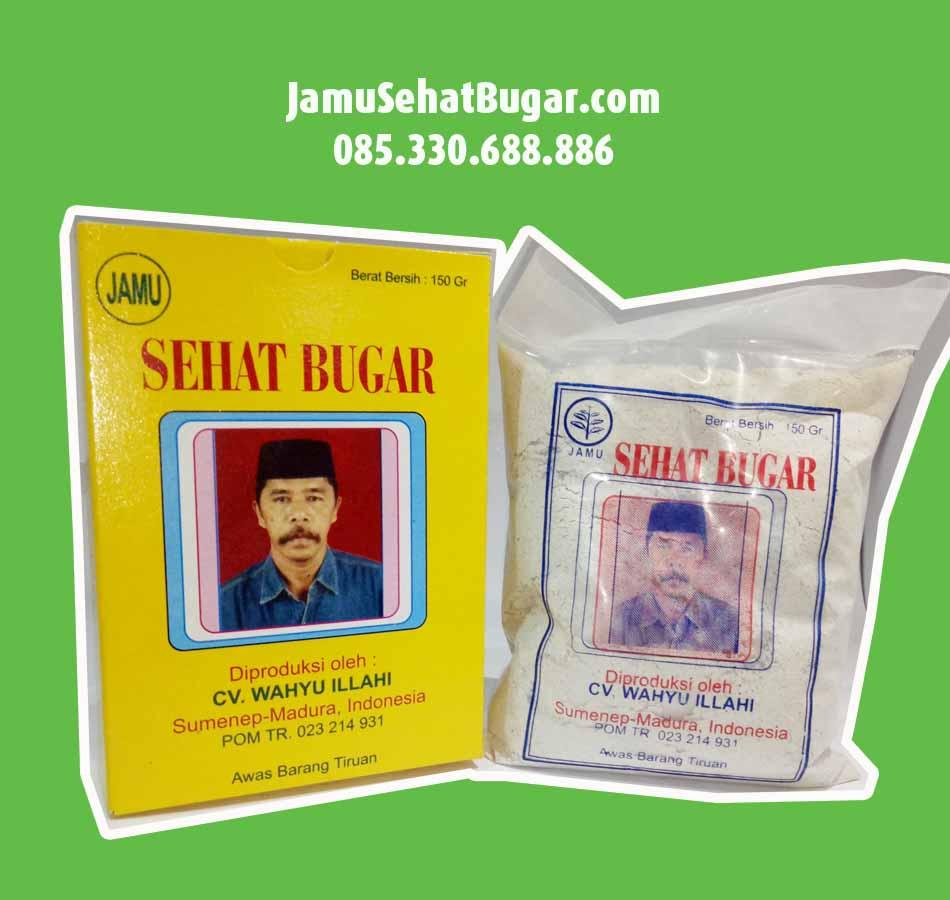 Distributor Ramuan Tradisional Madura H Murais Murah